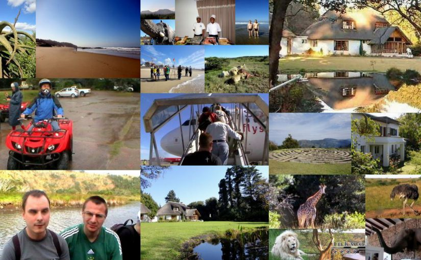 Naturreise Südafrika – Mai 2012