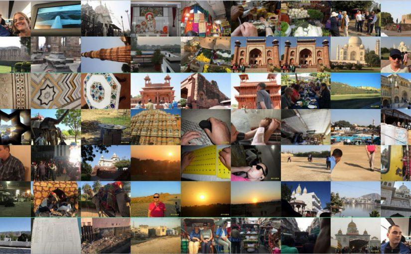 Indien – Delhi und Rajasthan –  November 2016